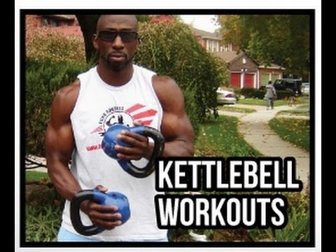 KETTLEBELL WORKOUT FOR LEAN RIPPED MUSCLES AND SEXY BODY