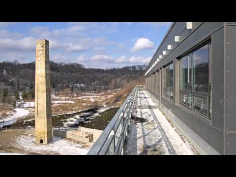 An Urban Oasis: Diamond and Schmitt Architects at Evergreen Brick Works, Toronto