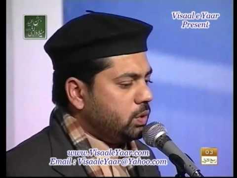 Urdu Naat(Ye Arzu Nahi)Sarwar Naqshbandi In Qtv.By   Naat E Habib