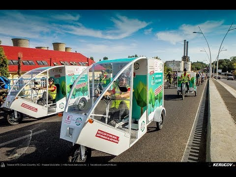 VIDEOCLIP Marsul biciclistilor - 2 - Bucuresti, 22 septembrie 2018 [VIDEO]