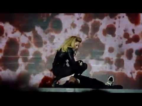 Madonna - Gang Bang - MDNA Tour (Live - The NIA, Birmingham, UK, 2012)