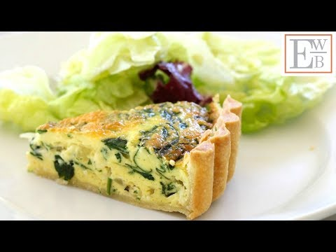 Beth's Foolproof Spinach Quiche Recipe