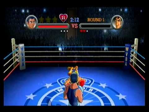 Punch-Out (Wii) Walkthrough-Major Circuit-Don Flamenco