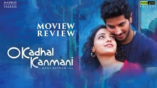 Watch O Kadhal Kanmani Movie Review - BW Red Pix tv Kollywood News 18/Apr/2015 online