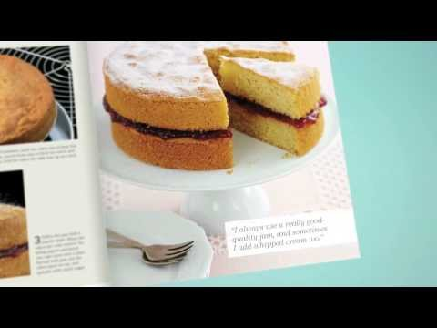 Mary Berry How To Make A Victoria Sandwich Cake 01 21