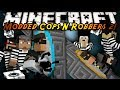 Minecraft Mini-Game : MODDED COPS N ROBBERS! PORTAL GUNS!