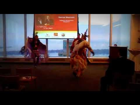 All Nations Singers & Dancers 2012 - Crow hop