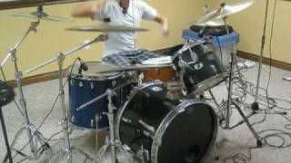 Final Fantasy 4 Boss Battle Drum Cover