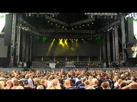 Megadeth - Live At Ullevi 2011 (Big Four Show, Full Concert) (720p HD)