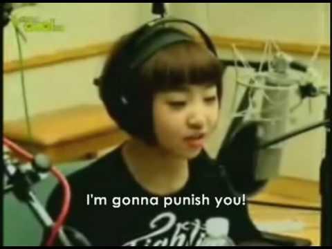 Minzy Got Angry [2ne1] (EngSub)