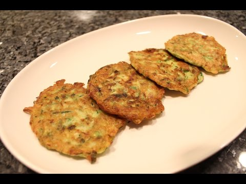 Zucchini Pancake Recipe - OrsaraRecipes