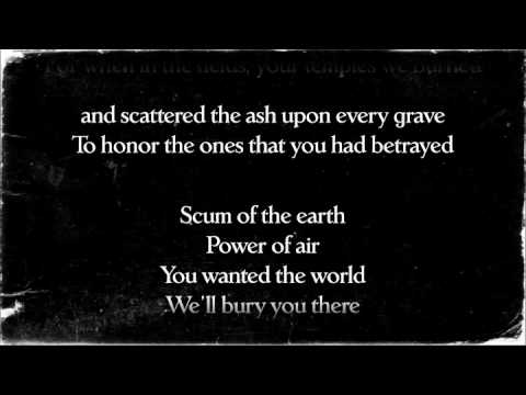 Demon Hunter - This Is The Line