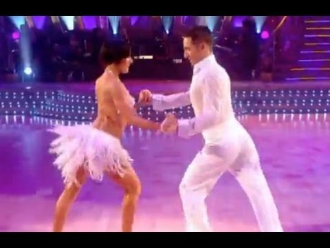 Professional Dance: Flavia and Vincent-s Samba - Strictly Come Dancing - BBC