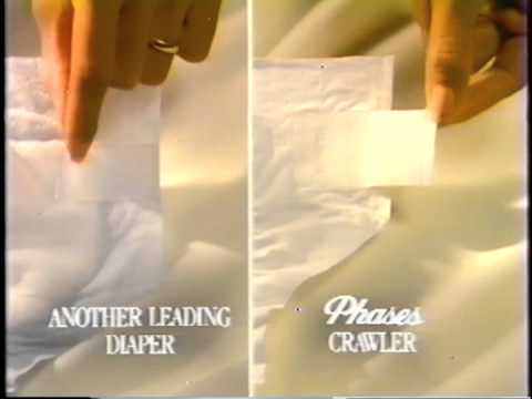 What's Special About Pampers? December 1991