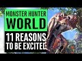 Monster Hunter World | 11 Things You Should Know