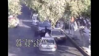 Detención de involucrado en homicidio.