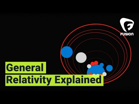 General relativity explained in under three minutes - UCd2QBrKT_GzjlsMOX4lLHOQ