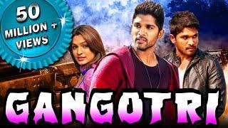 Gangotri Hindi Dubbed Full Movie  Allu Arjun, Aditi Agarwal, Prakash Raj
