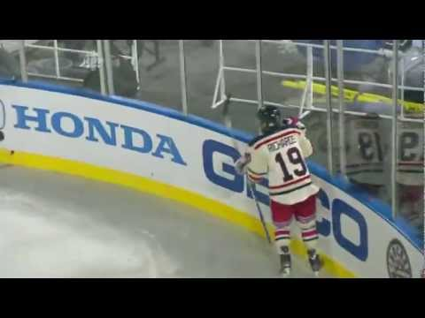Brad Richards Game Winning Goal - 2012 Winter Classic | Jan 2nd, 2012 [HD]