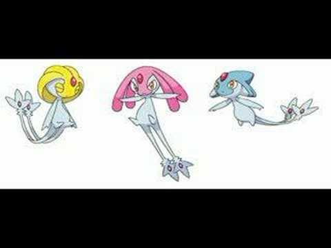 Pokemon D/P Music - Uxie/Azelf/Mesprit Battle