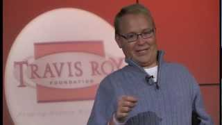P4A 2012: Travis Roy Foundation (A Sit Down with Travis Roy)