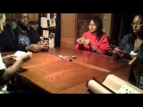 Spoons Card Game Violent Sneeze