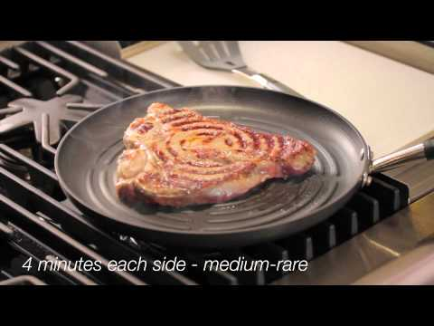 Circulon Circles How To Grill a Steak