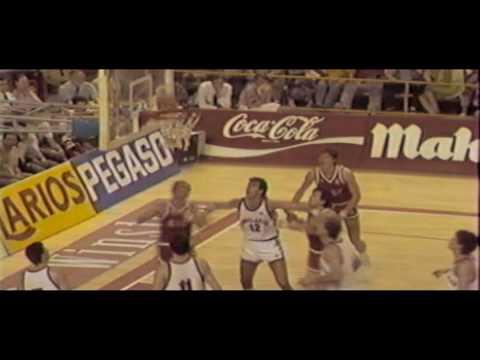 Arvydas Sabonis-Before Injuries 1986