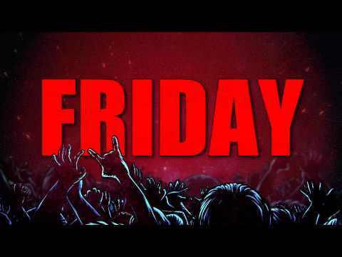 Woe, Is Me - Last Friday Night (TGIF) Lyric Video - Punk Goes Pop 4