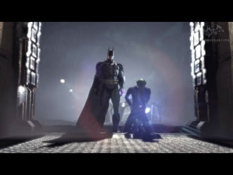 Batman: Arkham Asylum Walkthrough - Prologue - Welcome to the Madhouse