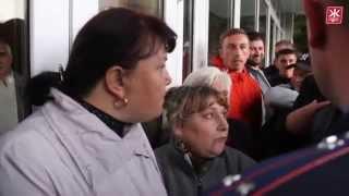 Фан-клуб Бобра не пустил журналистов в телецентр