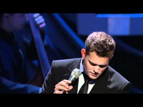 Michael Buble - Caught in the Act - You Don't Know Me