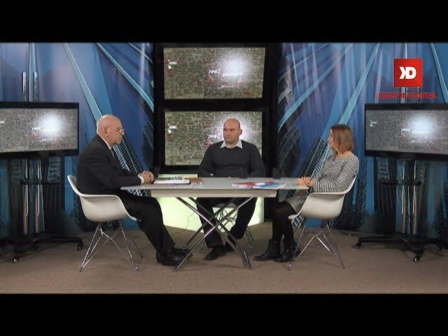 Пресс-эксперт. Гости студии - Кристина Москалёва и Алексей Аныскин