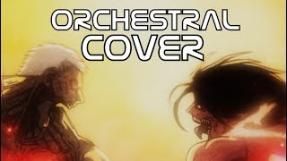 """YouSeeBIGGIRL/T:T"" Attack on Titan OST【Orchestral Cover】[Mike Reed IX]"