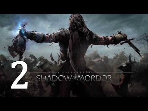 """La Tierra-Media: Sombras de Mordor   Let's Play en Español   Capitulo 2 """"Batalla brutal"""""""