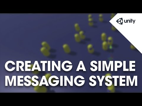 Live Training April 13th, 2015: Creating a Simple Messaging System