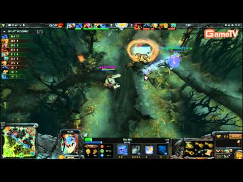 Dota2 | GameTV vs GLG China Open 2 1 2014