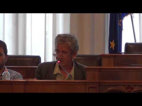 Presentazione Rapporto Ecomafia 2012 Venezia - Intervento di Vittorio Cogliati Dezza pt2