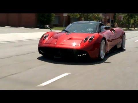 Jay Leno's Garage: Pagani Huayra