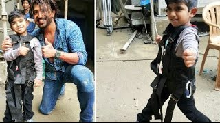 Watch Actor Arun Vijay's Son In Shooting Spot Red Pix tv Kollywood News 24/Nov/2015 online