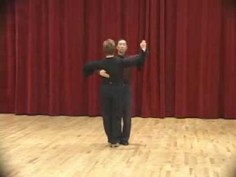 Beginner Tango - Back Corte