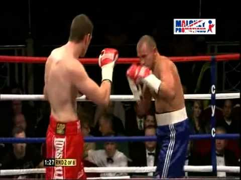 David Price v Raman Sukhaterin Part 1