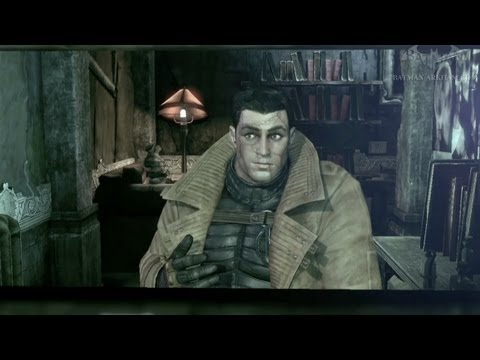 Identity Theft (Hush) - Batman: Arkham City Side Mission Walkthrough
