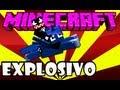 Minecraft: Venom e os Aventureiros - Multiplayer #9 - Ataques Explosivos com o Ponei Voador