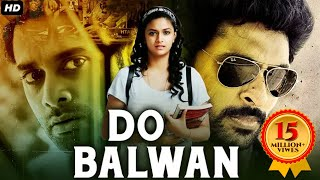 Do Balwaan - New Hindi Dubbed Movie 2018  South Indian Movies Dubbed In Hindi Full Movie New