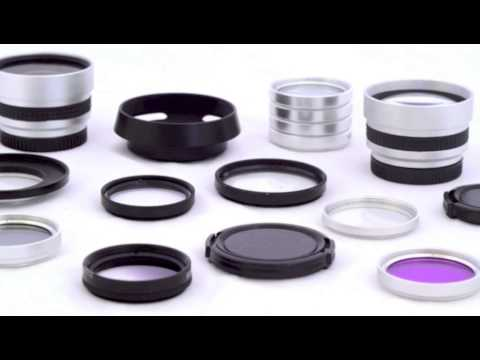 Lensbaby Lens Alternative - Nikon Canon Cheap Tilt Shift Len