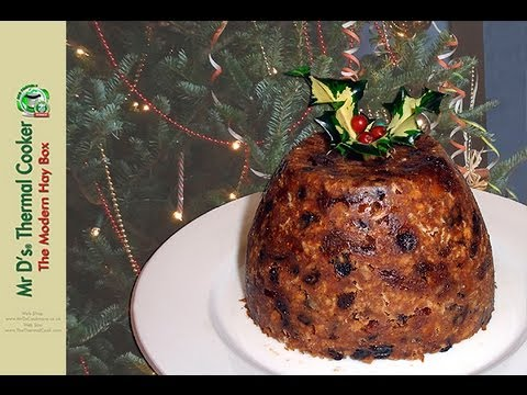 Old English Christmas Pudding Recipe by Mr D