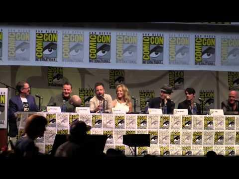 Breaking Bad panel San Diego Comic Con 2013