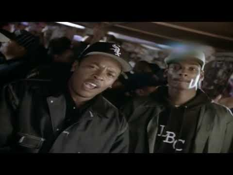 Dr. Dre ft. Snoop Doggy Dogg - Nuthin' But A G Thang (Explicit)