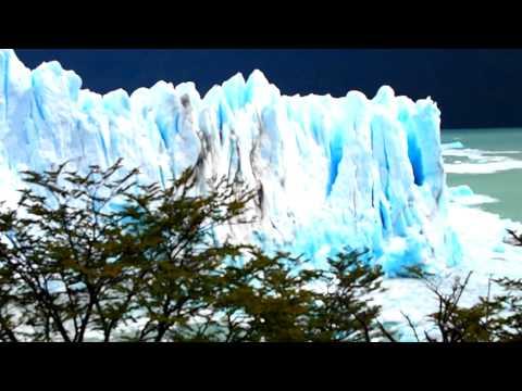 大自然の驚異☆パタゴニアのペリト・モレノ氷河!